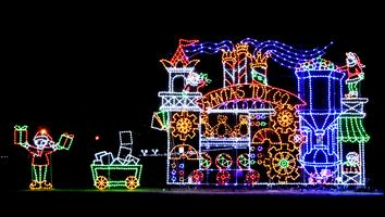 CHRISTMAS LIGHTS TOUR - RentMyPartyBus, Inc.