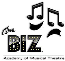 The Biz Academy of Musical Theatre logo