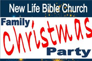 New Life Family Christmas Party