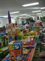 Gift Sorting Party at FAPAC (Volunteer Opportunity)