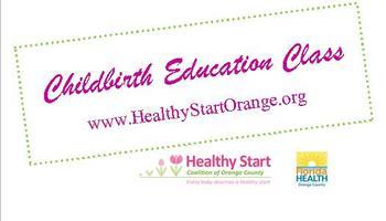 Childbirth Education Class--BETA Center