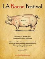 3rd Annual LA Bacon Fest