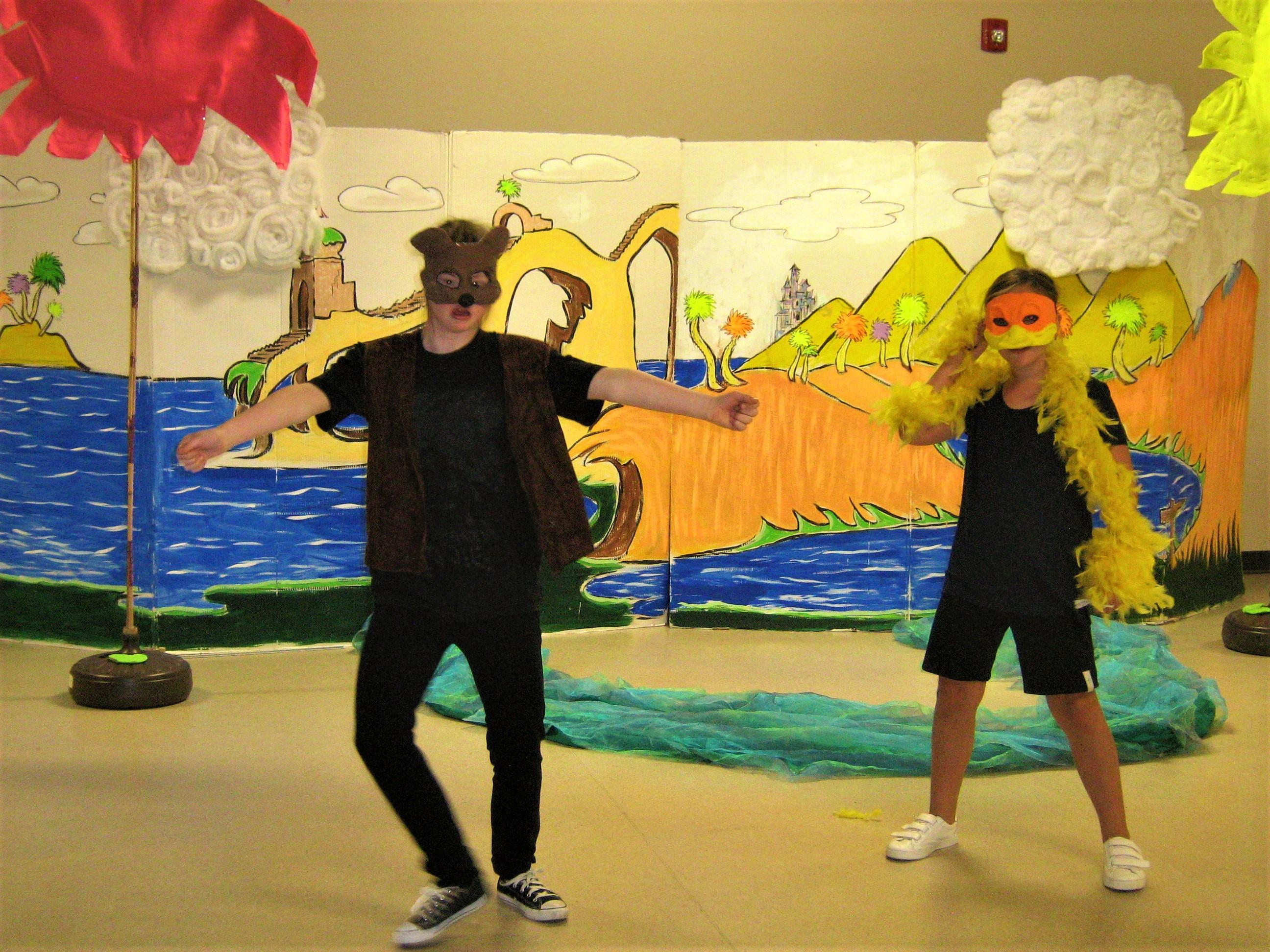 Summer Drama Camps in Calgary for Kids/Youth ages 7-14