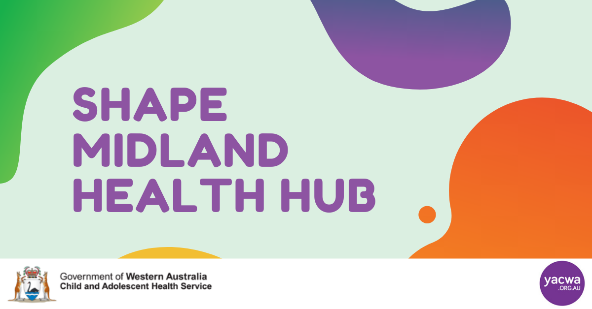 Shape Midland Community Hub!