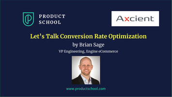 Let's Talk Conversion Rate Optimization