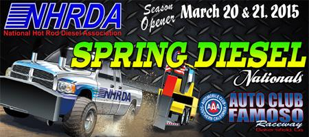2015 NHRDA Spring Diesel Nationals