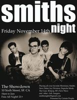 SMITHS NIGHT SF!!