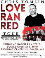 Chris Tomlin (Love Ran Red Tour)