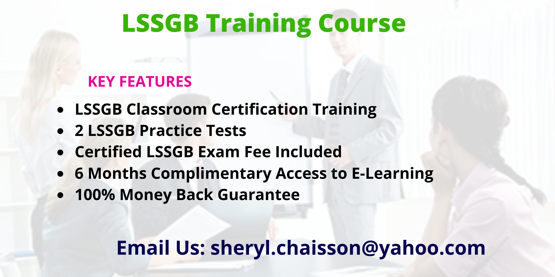 Lean Six Sigma Green Belt Certification Training in Acres Green, CO