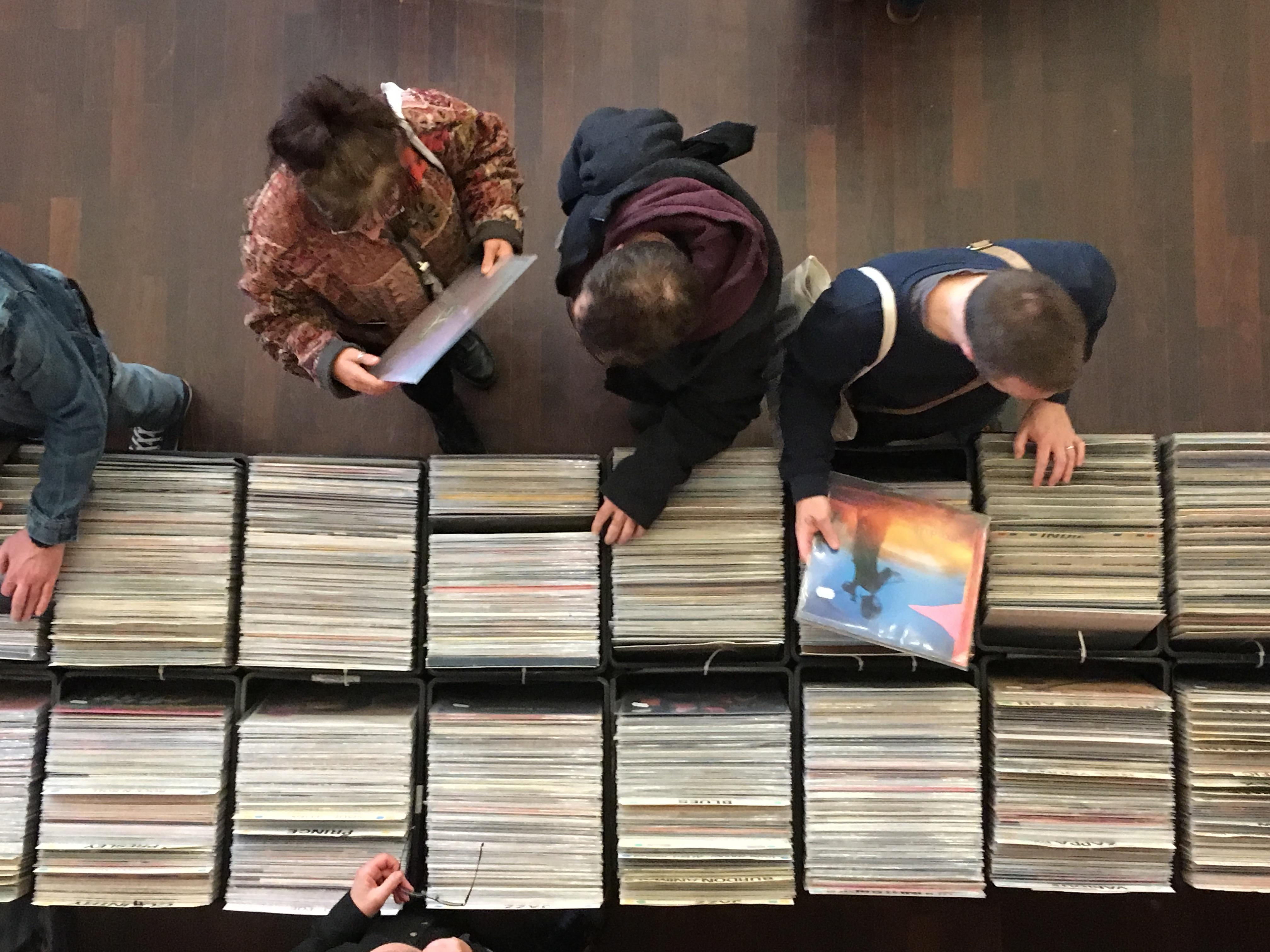 Schallplattenbörse Düsseldorf