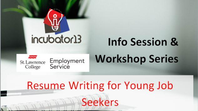 Resume Writing for Young Job Seekers