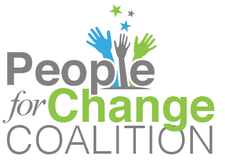 People for Change Coalition logo