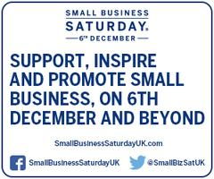 "Small Business Saturday - ""Social Media - pain or..."