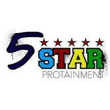 5 Star Protainment logo