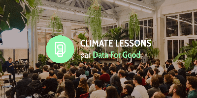 Climate Lessons : Cycle de formation au changement...