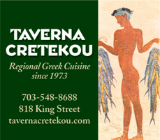 May Network-and-Lunch at Taverna Cretekou in Old Town...