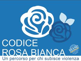 """Progetto Nazionale """"Codice Rosa Bianca"""""""