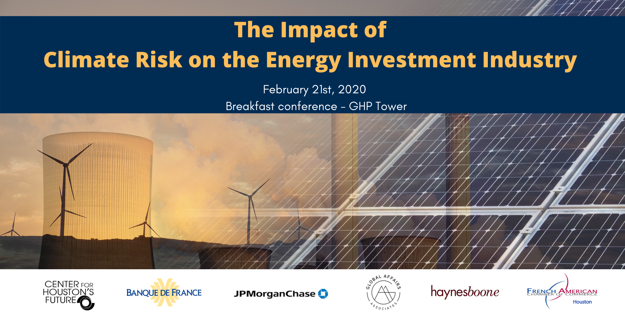 The Impact of Climate Risk on the Energy Investment Industry
