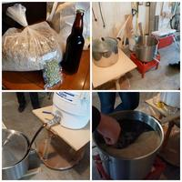 Homebrewing: Making beer and wine at home