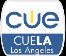 CUE Los Angeles logo