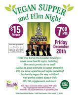 Vegan Supper and Film Night