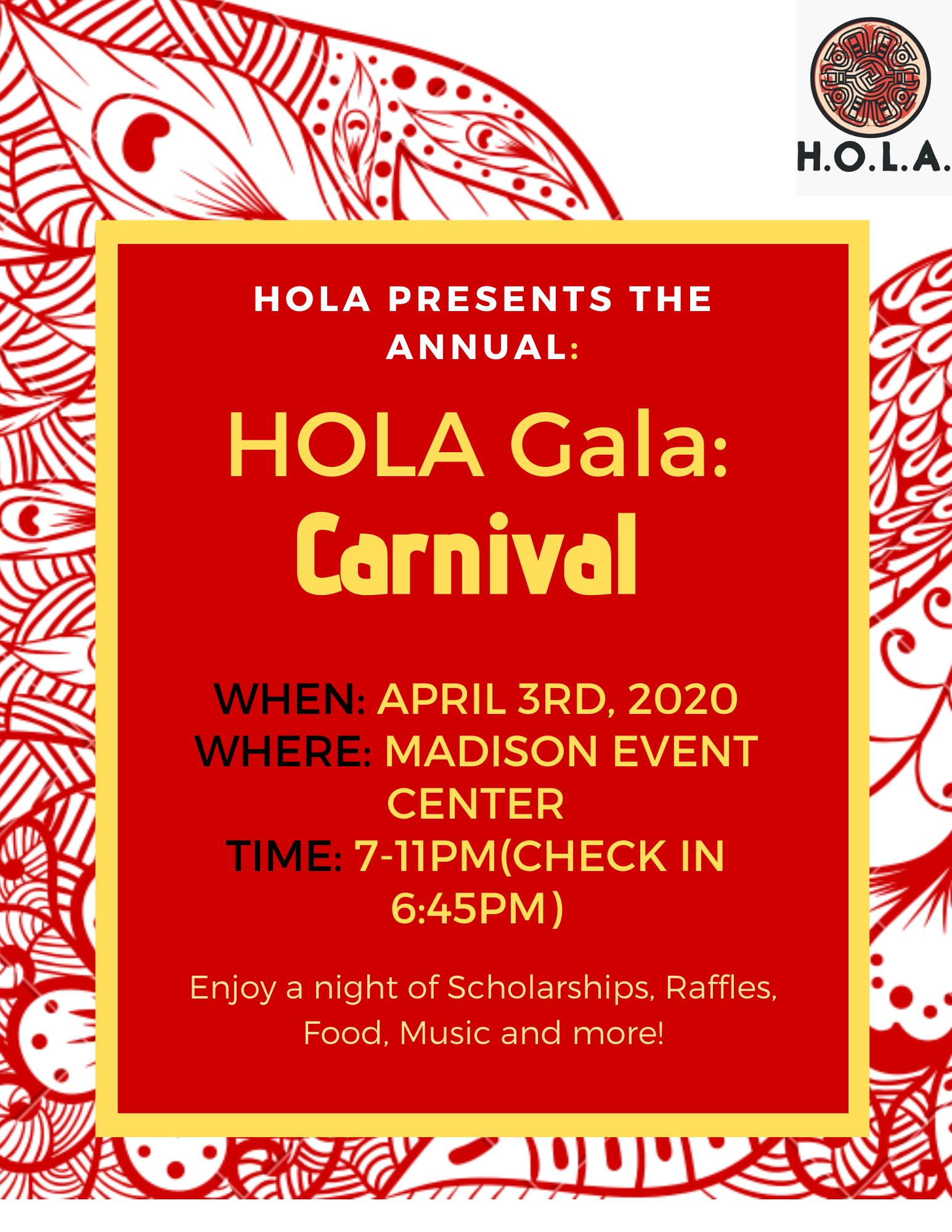 HOLA Gala