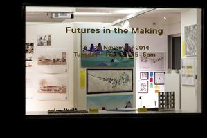 Futures in the Making panel discussion exploring the fu...