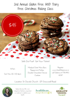 Nov 22: Second Annual Gluten Free & Dairy Free...