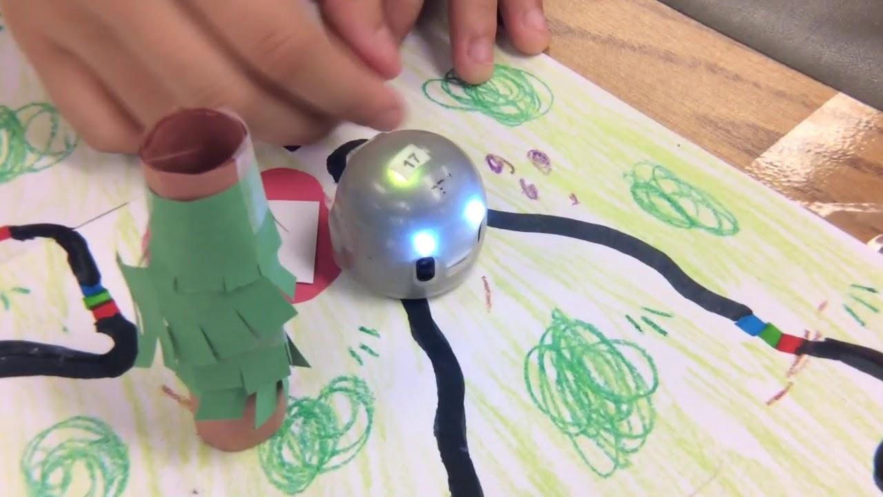 Storytelling with Ozobots (Richvale Library)