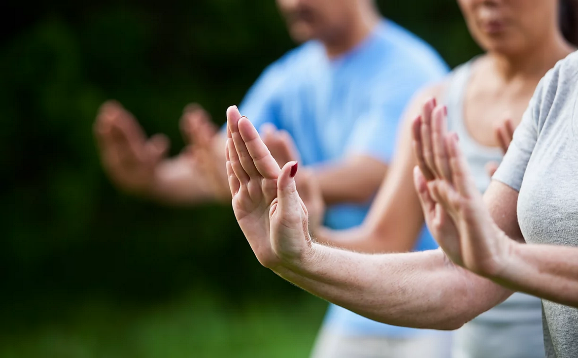 Tai Chi Class in Kelowna BC (Total 10 Lessons)