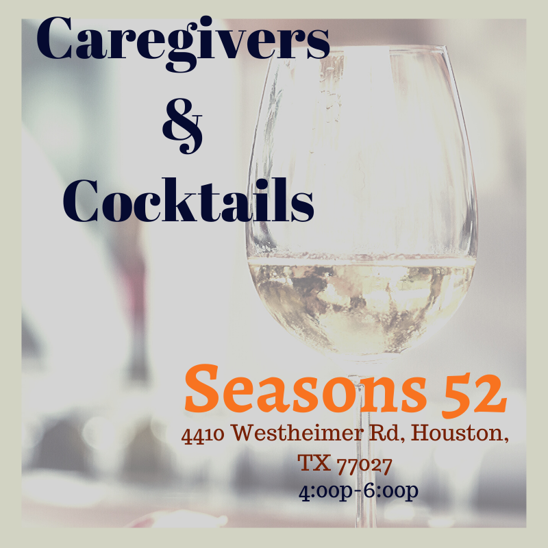 Caregivers and Cocktails