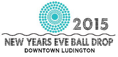 Downtown Ludington New Years Eve Ball Drop 2015