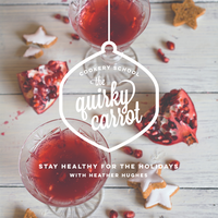 How to stay healthy for the Holidays