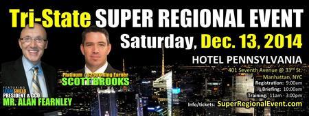 SUPER REGIONAL EVENT w/ ALAN FEARNLEY & SCOTT BROOKS!