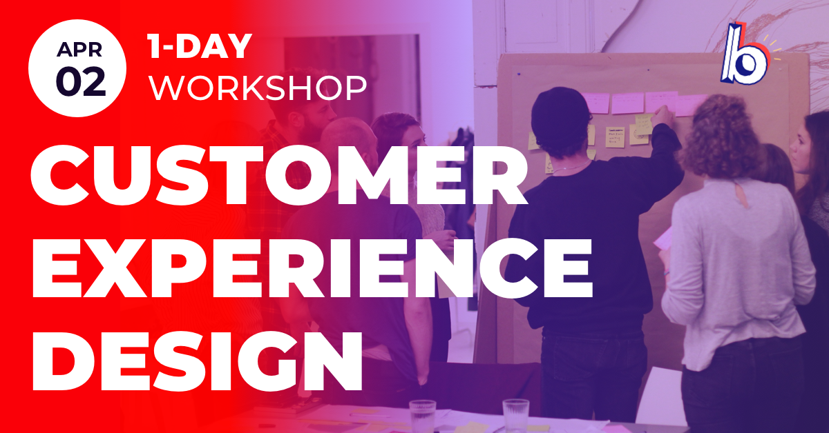 Customer Experience Design and Mapping | 1-Day Workshop | Berlin