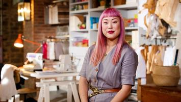 Designer Zoë Carol Wong, Sewing Retreat at Wells House...