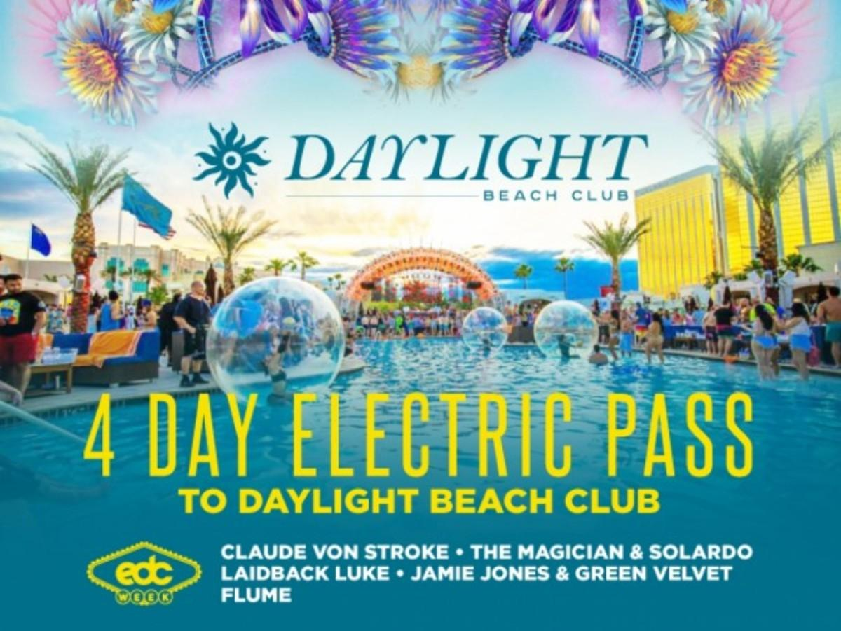 DAYLIGHT BEACH CLUB - Las Vegas VIP Guest List