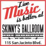 Skinny's Ballroom logo