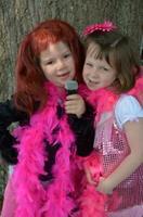 Sampler Camp for Girls