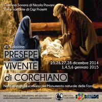 Presepe vivente di Corchiano- 45^Edizione