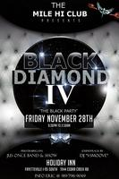 "Mile Hi Club - Black Diamond IV ""Black Party"""