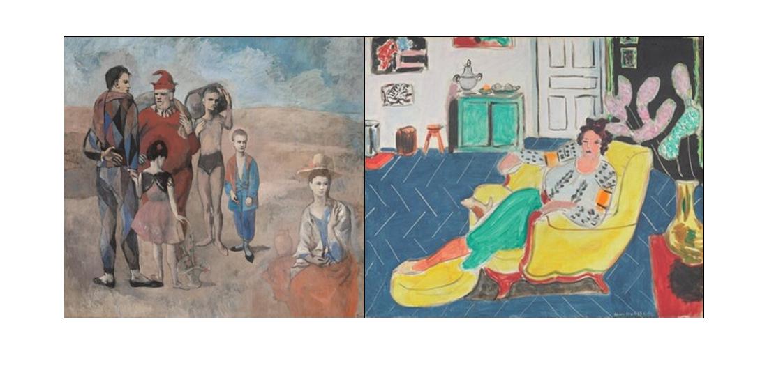 Picasso, Matisse & Modern Art Tour - National Gallery of Art