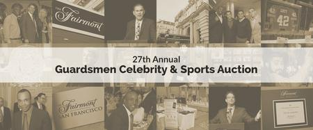 The 27th Annual Guardsmen Celebrity Dinner and Sports...