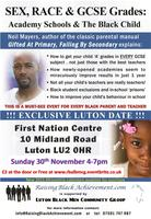 Luton Black Men Community Group LBMCG Raising Black...