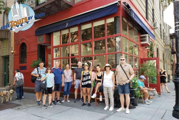 Greenwich Village Neighborhood 9:45am Tour
