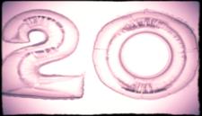 The 20s Club logo