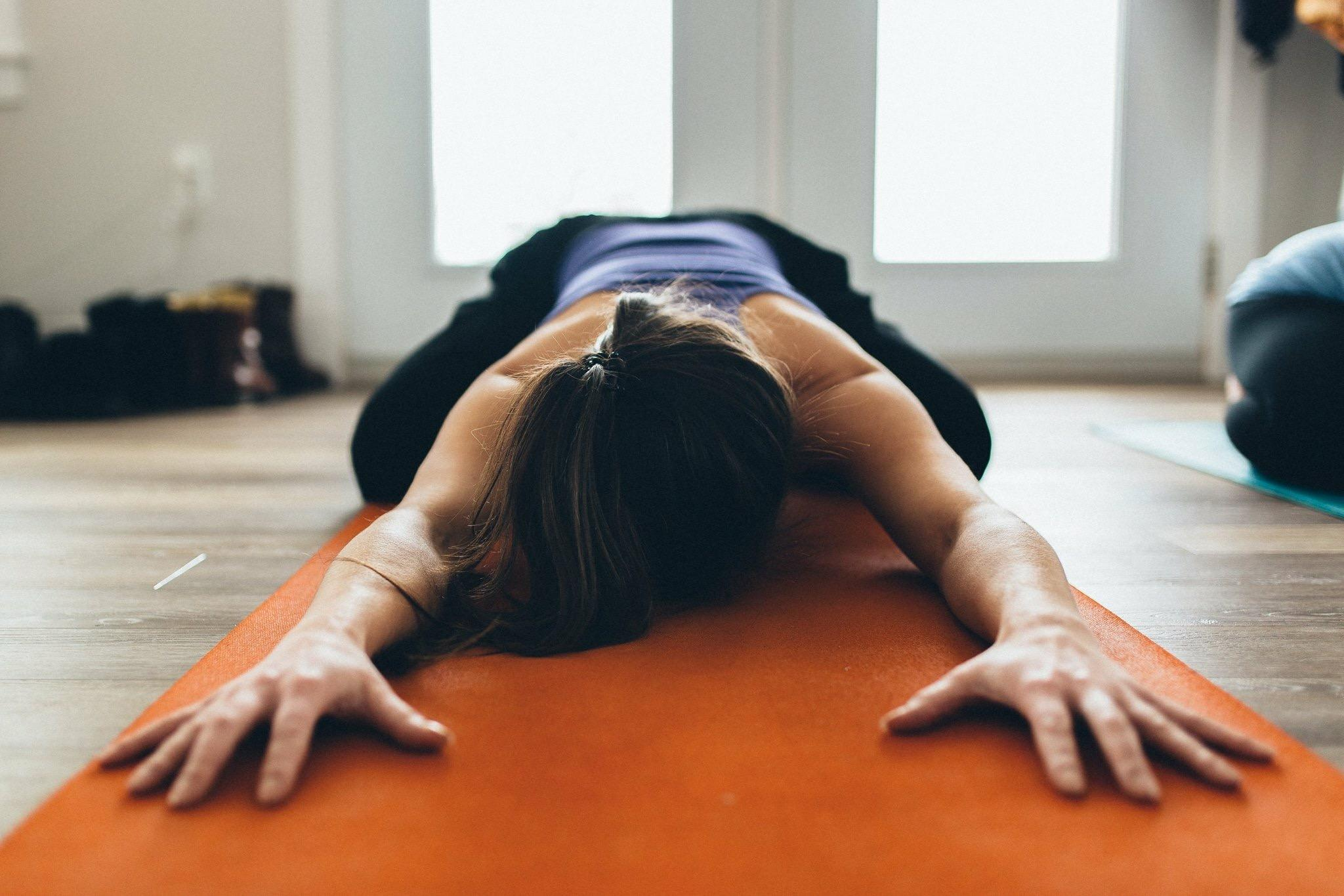Cannabis-Infused Yoga
