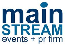 Main Stream Events and PR Firm logo