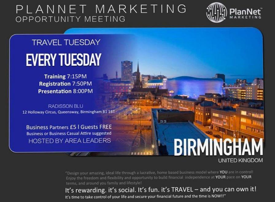 Become a Home Based Travel Agent - Opportunity Presentation