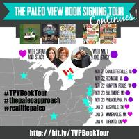 The Paleo View Book Signing Tour